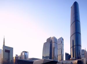 广州国际金融中心不间断电源方案