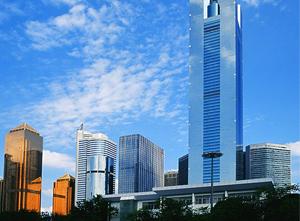 广州中信大厦不间断电源方案