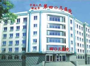 大连中国人民解放军第403医院网络能源机房方案